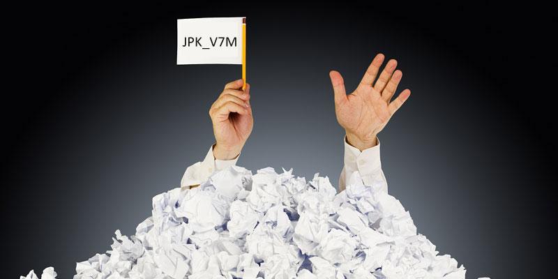JPK V7M pomocy